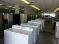 Bragg utilized appliances is having a clearance sale of