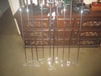 I have a total of 17 Clearview putters i got in a