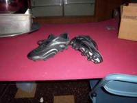 CHAMPION CLEATS SIZE 8 1/2 MENS BUT I BOUGHT FOR MY