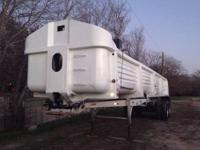 Selling a 1996 Clement End Dump Trailer. New Half Floor