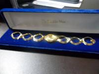 franklinmint cleopatra watch new in box bought in 88