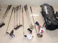 Set of Cleveland golf clubs for sale, will be a great