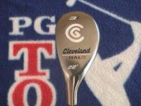 For sale a left handed Cleveland Halo 22* 3i