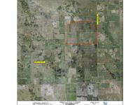 3,550 Acres in Hendry County, Florida. Approximately