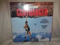 Today we have for a Cliffhanger Laserdisc Movie!!