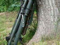 Climbing treestand- Safe and comfortable Tree Lounge