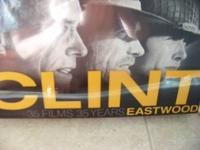 LIKE NEW CLINT EASTWOOD DVD COLLECTION, 35 YEARS 35