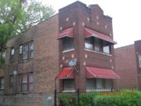 THIS IS A ATTRACTIVE 1ST FLOOR APARTMENT. METRA IS IN