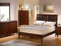 Come take a look at the several bedroom sets we offer!!