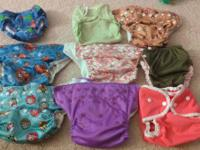 Swim diaper size small (10-18lbs) New never used $5