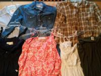 $2.00 EACH Jr. size clothing, Abercrombie, Hollister,