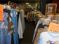 Clothing Outlet Store buyout - New store 2 doors down