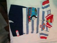 FOR SALE CLOTHING FOR BOY, SIZE 2 T-SHIRT + SHORTS