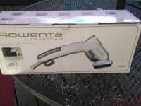 Rowenta UltraSteam GS2010. Like New.  Planning to Trade