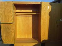Clothes Wardrobe Armoires for Sale.  They are utilized