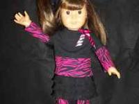 "Handmade clothing to fit your 18"" doll or American Girl"