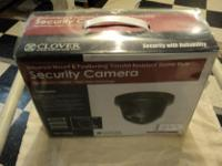 Type: Security Camera Clover Security Camera. Perfecto
