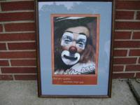 I am offering a really nice image of a clown. The