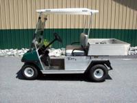 YOU ARE BUYING 1 USED 2008 CLUB CAR CARRYALL 48 VOLT