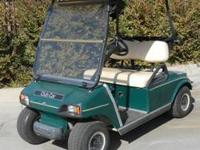 Used Good Condition   2004 Club Car Ds Electric Golf