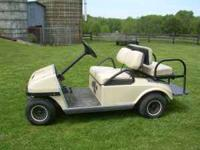 Club Car Golf Cart Electric Powered In very good
