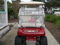 CLUB CAR GOLF CART (2003) EXCELLENT CONDITION WITH NEW
