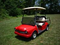2006 Club Car 4 Passenger.$4250. 48 Volt with Charger.