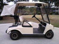 This awesome Golf Cart with Speed performance and Road