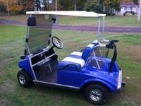 I am selling this beautiful Club Car golf cart. The
