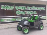 Just completed ! Club Car Precedent Golf Cart with