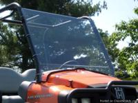 ON SALE CLUB CAR XRT1550 POLYCARBONATE WINDSHIELD Club