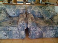 2 very nice club chairs....$100 for both or best offer.