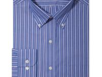 Signature stripes for the work week. Punctuate your