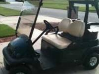 We are Masterbilt Golf Carts and we are your