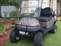 We are Masterbilt Golf Carts located in Orange Park,