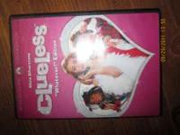 clueless dvd no scratches my number is  ask for