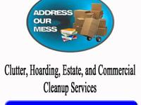 Address Our Mess specializes in deep cleaning services