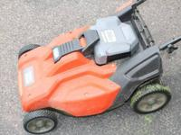 We acquired this lawn mower in May 2011, and have
