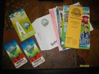 I have 3 full four day CMA festival passes for sale.