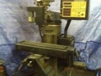 WE HAVE 2 INSTOCK COMES WITH TOOLING 200 UNIVERSALE