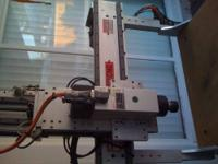 CNC Router Machine - KG-3925-G Basic Frame with X-Y-Z