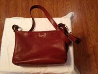 Excellent condition. Still selling at Coach for $198.
