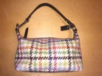 I am looking to sell this purse for my wife which is in