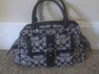 I have a really nice Coach purse for sale. $70. You can