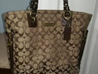 Coach purse purchased from the Coach Factory Outlet