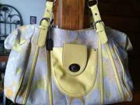 Used Coach purse, was around $300 brand new. Does need