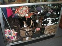Coach purses and more! WE OFFER LAYAWAY!!!! Come check