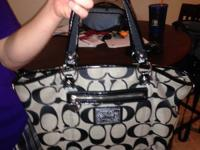 2 different AUTHENTIC COACH PURSES for sale. One is