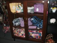 Nice selection of Coach purses for sale!  Come check