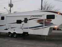 2011 Coachmen Chaparral 269BHS. 34FT Luxury Fifth
